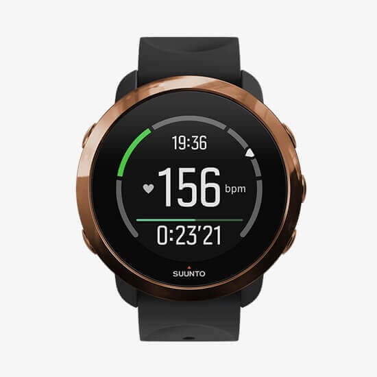 SUUNTO(スント) 3 Fitness COPPER